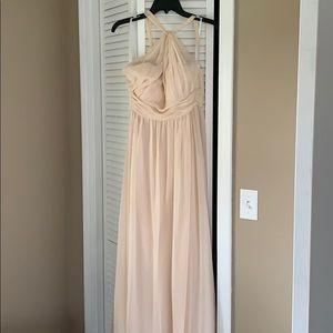 Revelry Bridesmaid Brooklyn Chiffon Dress